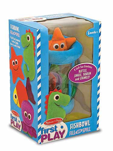 Melissa & Doug Fishbowl Fill and Spill 3044