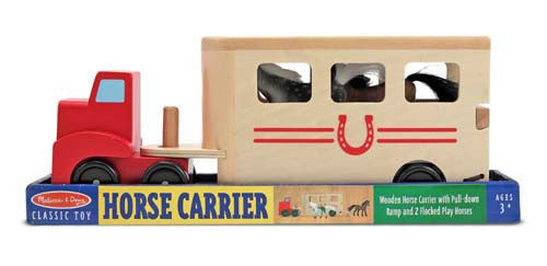 Melissa & Doug Horse Carrier 4097