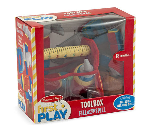 Melissa & Doug Toolbox Fill and Spill 3038