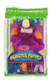 Melissa & Doug Make-Your-Own Monster Puppet 3897