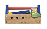 Melissa & Doug Wooden Toy Take-Along Tool Kit 494