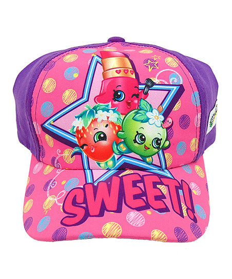 Shopkins - Sweet! Baseball Cap