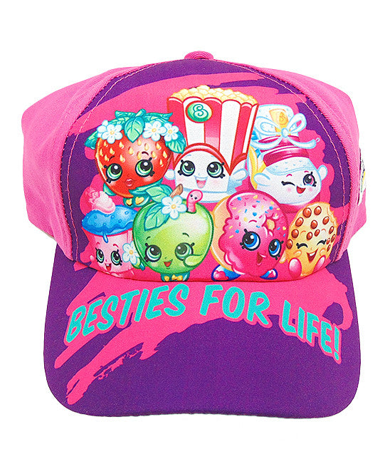 Shopkins - Besties For Life Baseball Cap