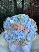 The Blue Splash Bouquet | Ticolas.com
