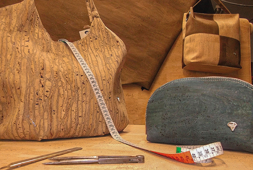 Cork Bags and Wallets