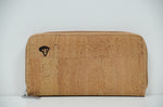 Laden Sie das Bild in den Galerie-Viewer, Natural Cork Wallet Agatha - CESARSCORK
