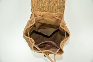 Natural Cork Bag Colipo - CESARSCORK
