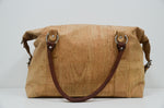 Load image into Gallery viewer, Cork Duffel Bag