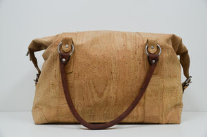 Cork Duffel Bag