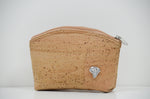 Load image into Gallery viewer, Natural Cork Purse Monda - CESARSCORK