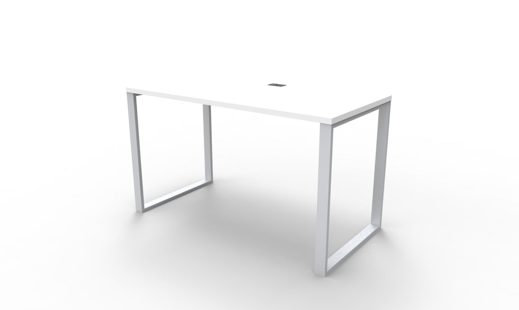 O-Leg Rectangular Desk (QOT-G)