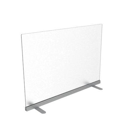 Universal Upmount Screen - Freestanding (PUE-BASE)