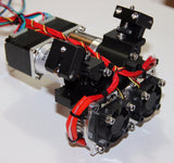 COBRA DUAL HEAD EXTRUDER - HIGH TEMPERATURE VERSION