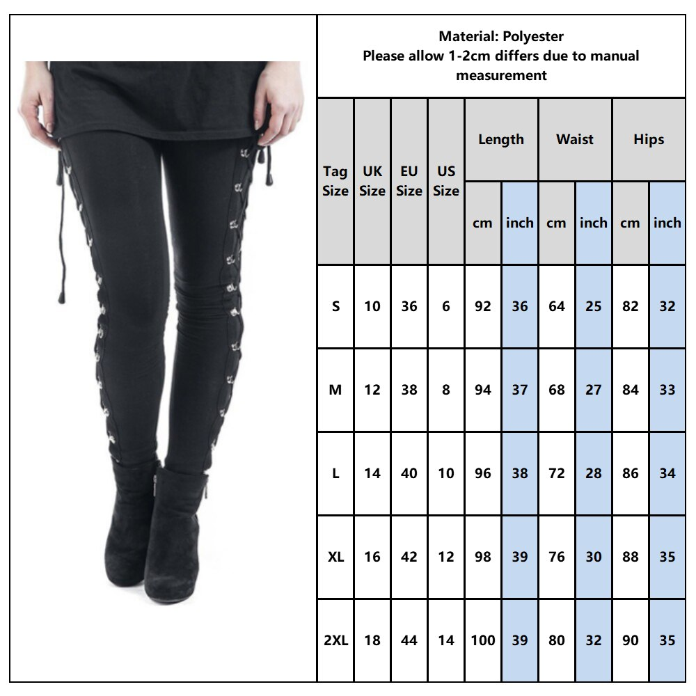 Skinny Pencil Pants Gothic Punk Trousers Elastic, Skinny Pencil Pants Women Gothic Punk Trousers Elastic Long Pants Halloween Side Lace Up Pants Black Workout Vintage Trouser D30 Seamless Print Sporty Yoga Set Sleeveless Pullover High Waist Pants Tracksuit ,Color Patchwork Wide Leg Pants, High Waist, Wide Leg Trousers Fitness Loose Dancing Yoga Pants Sports Workout Gym Fitness Pants, Loose Fitting Design,100% brand new, high quality, and most fashion women sexy crop, Specially design, perfect gift, Valentine's day, birthday clothes, iBuyXi.com