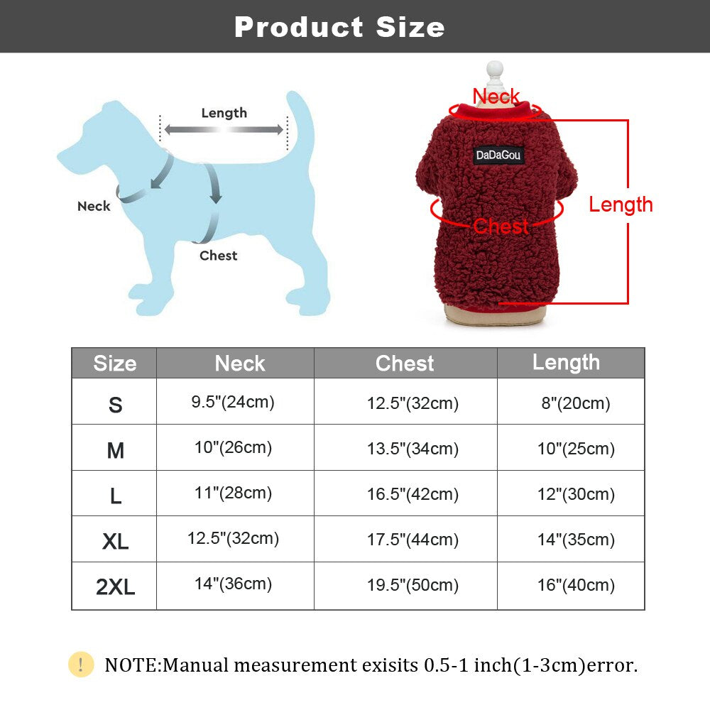 Cat Puppy Clothes, Small Dog Cats Coat Jacket, Winter Clothes for Cat Dog, Pet Clothing for Small Medium Dogs, Yorkie Cats Blue Red, iBuyXi.com