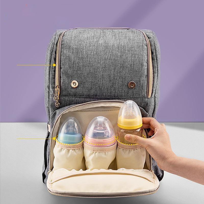 Fashion Diaper Bag, Mommy Maternity Nappy Bag, Large Capacity Travel Backpack, Nursing Bag for Baby Care, iBuyXi.com, Online shopping store, Mommy Baby Collection, Mother to be, Baby Shower gift, Git Idea, Free Shipping, Diaper Bag, Nappy bag