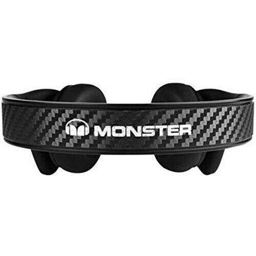Monster DNA On-Ear Noise Isolating Headphones Headset - Carbon Fiber Black Headset, iBuyXi.com - Shop Unique Selection Of Products, Online shopping store, Headset, Headphone, Monster DNA headphone, Monster Headset, FREE shipping, USA shipping