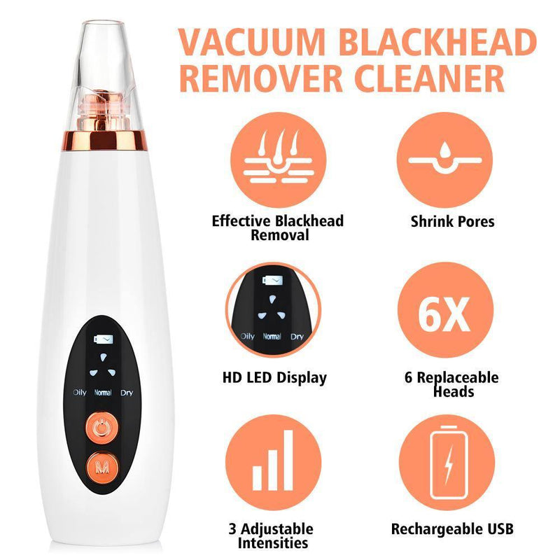 Blackhead Remover Vacuum, Visit iBuyXi.com for Online Shopping and Shop the Unique Selection, Blackhead Remover, Blackhead Vacuum, Skincare, Skincare Machine, Pimple Remover, Pimple, Clear Skin, Clean Skin.
