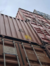 Load image into Gallery viewer, Used 40' High Cube Shipping Container in Charleston