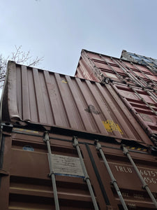 Used 40' High Cube Shipping Container in Charleston