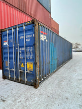 Load image into Gallery viewer, Used 40' High Cube Shipping Container in Detroit, MI