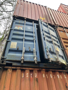 Used 40' Standard Shipping Container in Charleston