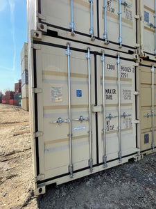 10' Containers and 20' Duocons