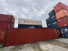 Load image into Gallery viewer, 40' Standard Used Conex Shipping Container in Cincinnati