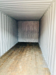 40 Foot, Standard Height, Used Conex Shipping Container in Cincinnati