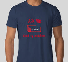 Load image into Gallery viewer, Ask Me Men's T-Shirt