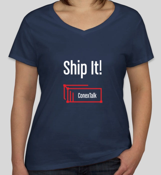 Ship it Women's T-Shirt