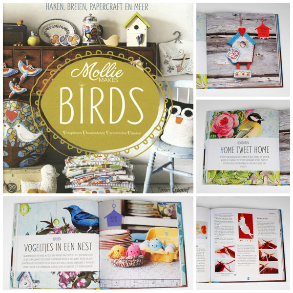 Mollie Makes Birds