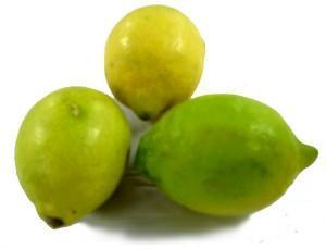 Citron Lime De Colombie Par 200g