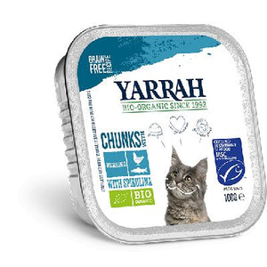 Morc. Po/Maque Chat 100g Yarrah