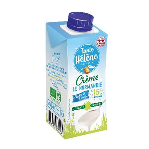 Creme Legere Normandie 200ml Tante Helene