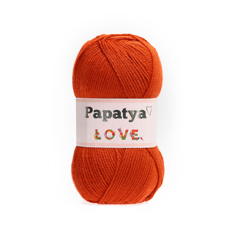 Lana Papatya Love Terracota 3060