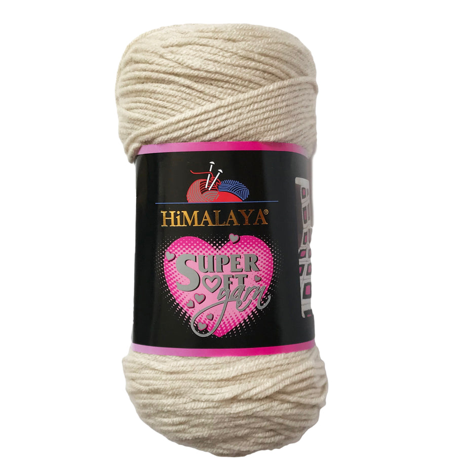 Lana Himalaya Super Soft Crudo #80821