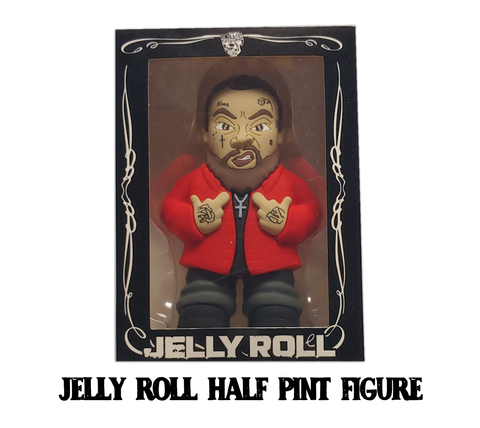 Jelly Roll Half Pint Figure - Red