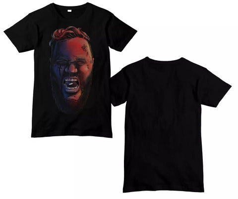 Self Medicated Jelly Roll Face Shirt
