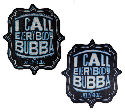 I Call Everybody Bubba Patches (2)
