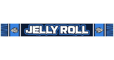 Jelly Roll Scarf