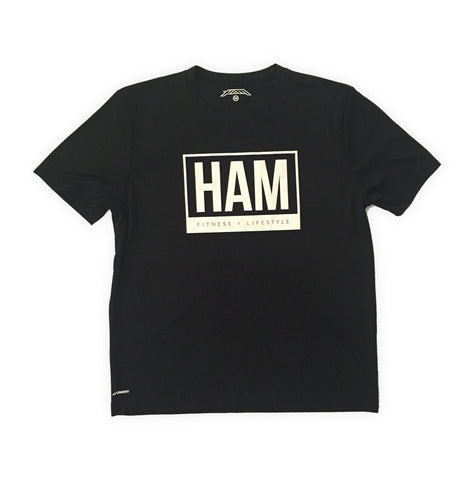 HAM - Fitness x Lifestyle | Black and White