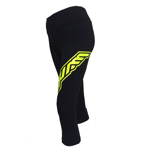 Go HAM - Women's Electric Leggings