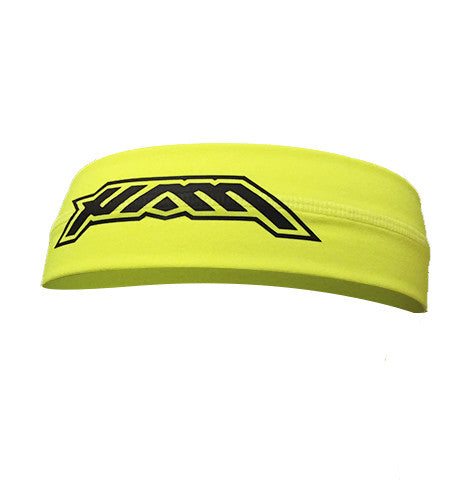 Go HAM - Neon Yellow Headband
