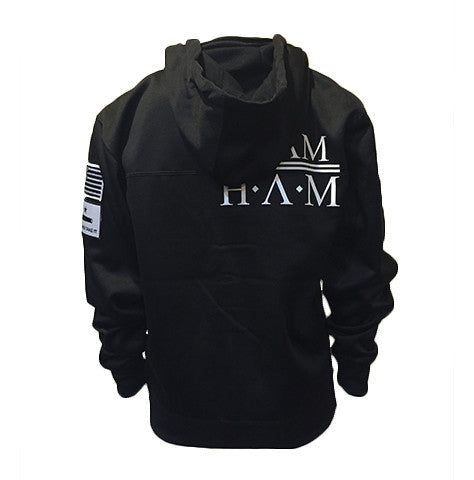 Team HAM Performance Athlete Hoodie