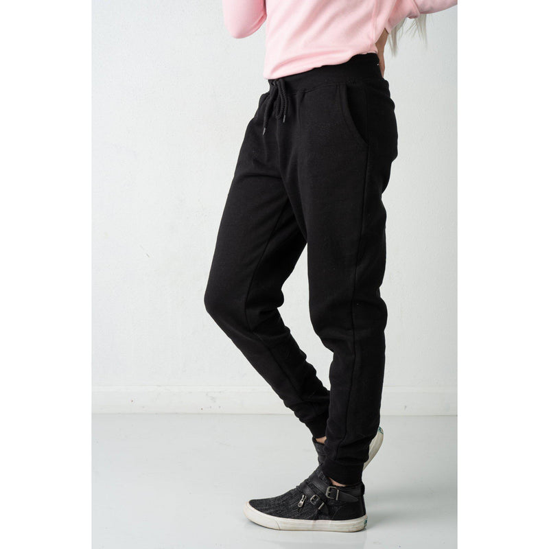 Ellie Black Joggers (S-XL)