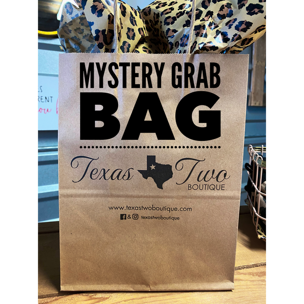 Texas Two Boutique Womens Size SMALL Mystery Grab Bag