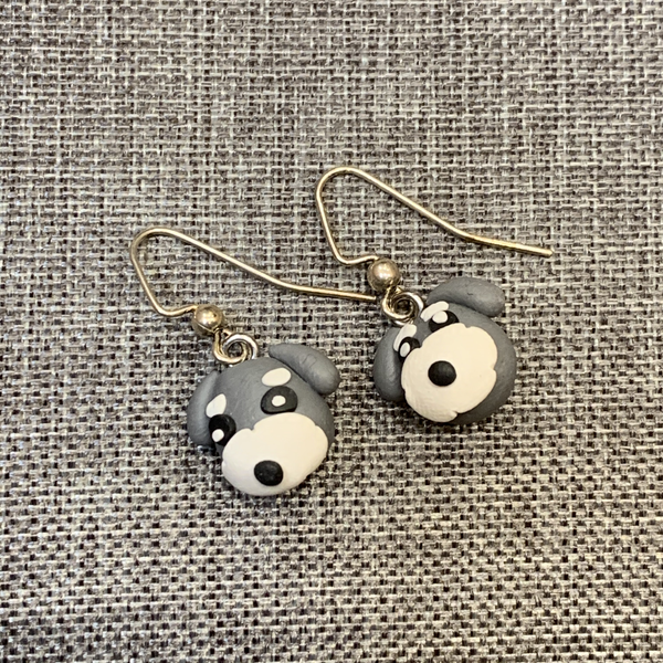 Cute Puppy Earrings