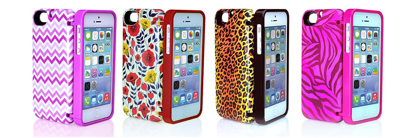 EYN cases in a variety of patterns