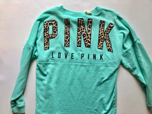 Load image into Gallery viewer, Pink By Victoria's Secret Sweatshirt Size Medium